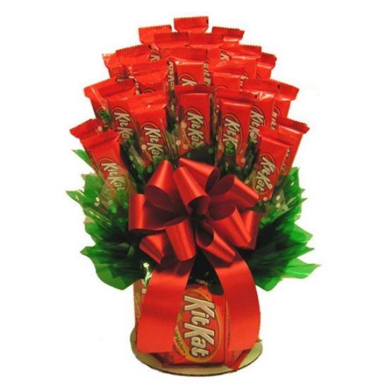 KitKat™ Candy Bouquet