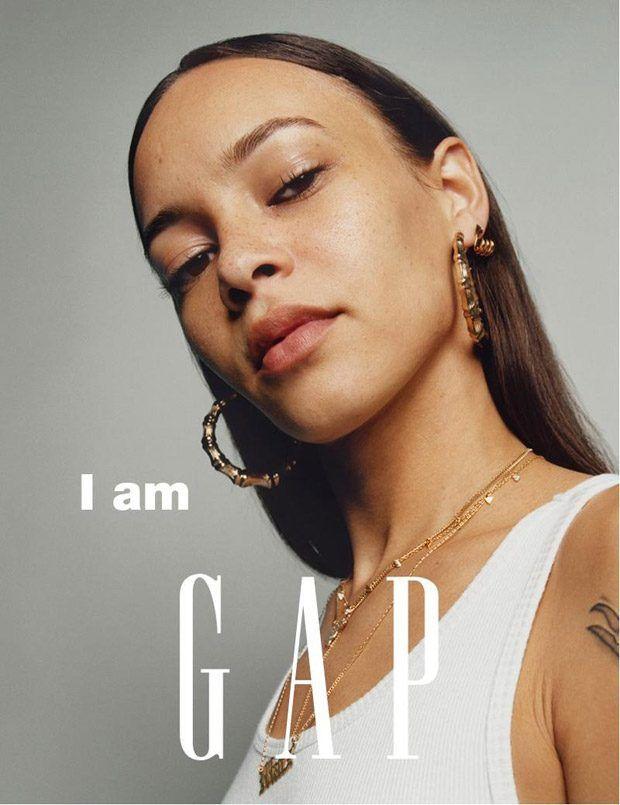 I am GAP Spring Summer 2017 by Tyrone Lebon