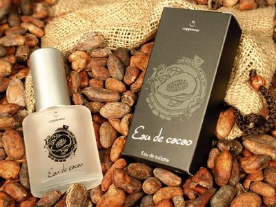 Coppeneur Chocolate. Chocolate Perfume.