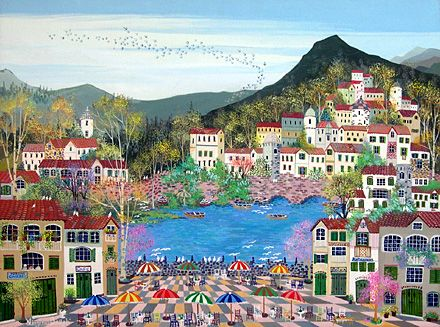 Argentina ~ Virginia Bellati ~ Tranquil Port