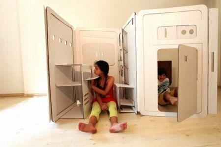 Ένα παιδικό δωμάτιο που χωράει παντού! - Imommy