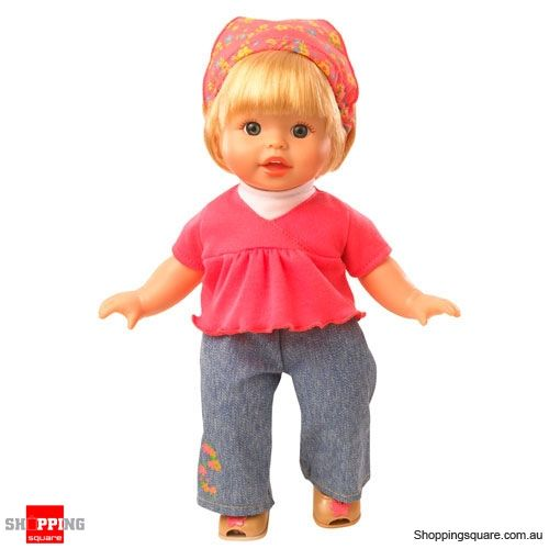FISHER PRICE Little Mommy Sweet As Me Boho Doll