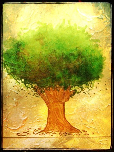 tree by Graphmaster markers|2015