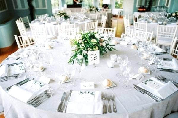 Wedding Centerpieces For Round Tables Best Round Table Decor