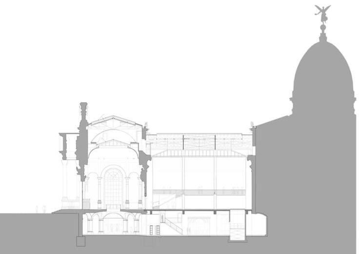 Auer Weber · Exhibition Building Brühlsche Terrasse