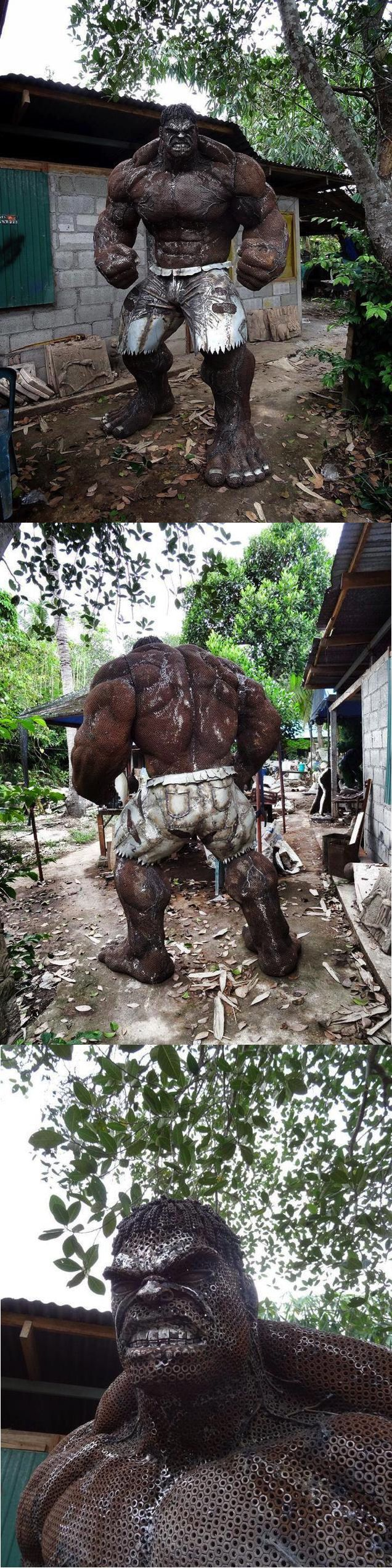 Hulk de métal