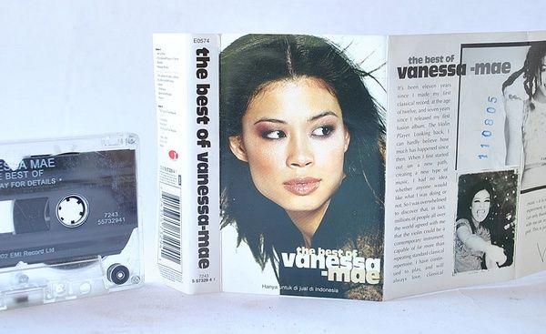Vanessa Mae -- The Best of