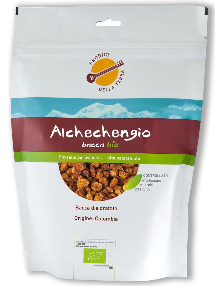 Alchechengio bacca bio  Origine: Colombia