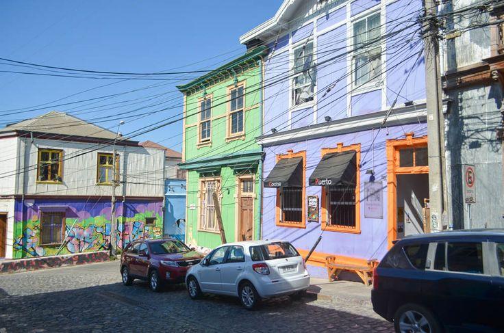 Valparaíso - Chile #viajes #turismo