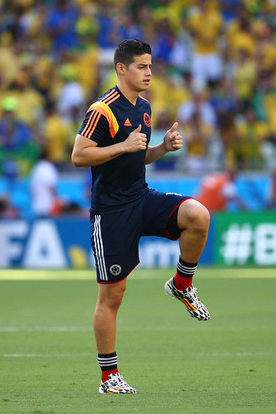 James Rodriguez has signed over to Real Madrid for £63m.