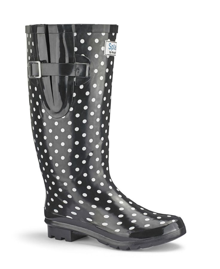 Jileon Wellies - Miss Chic Wide Fit Wellies, £39.99 (http://www.jileon.com/miss-chic-wide-fit-wellies/)