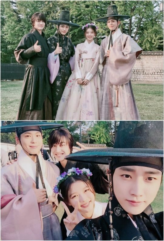 Moonlight Drawn by Clouds News bites: October 22, 2016 » Dramabeans Korean drama recaps
