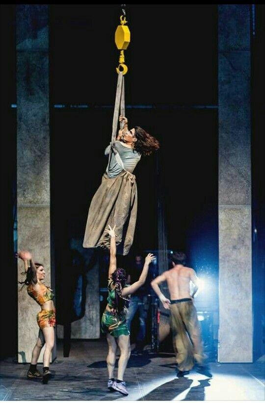 Gringoire - prove di Notre Dame de Paris 2016