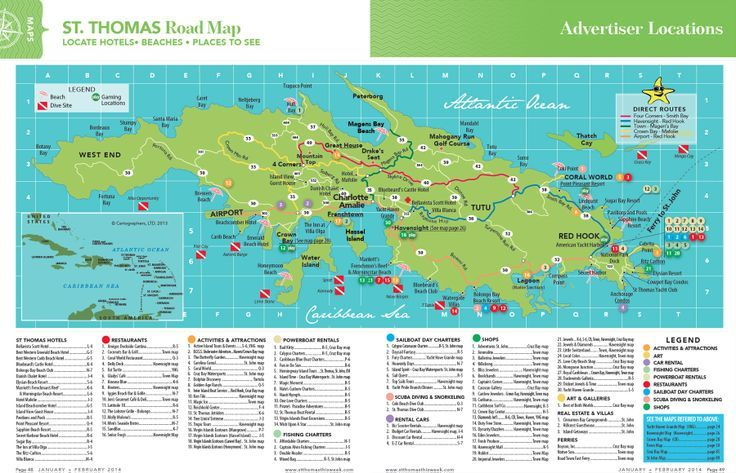Lisa Warner St. Thomas Virgin Islands