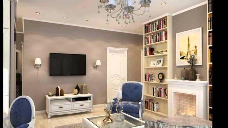 Wohnzimmer ideen. Wohnzimmer wandgestaltung. Wohnz…