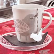 Tea mug by Pentik