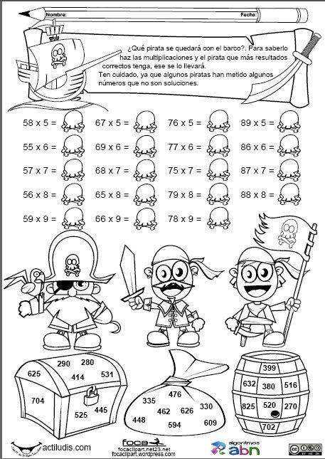 Játékos tanulás és kreativitás: Játékos feladatlapok a szóbeli szorzás gyakorlásához
