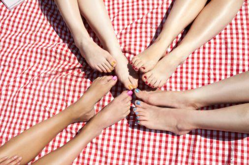 Foot picnic
