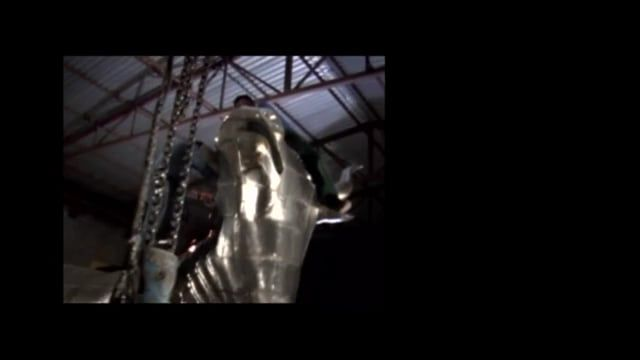 The Abduction of Europe (I Arpagi tis Evropis) is a mix of fiction, animation, and documentary about two intertwining stories regarding the construction of a large sculpture in Aghios Nikolaos transported from Crete to France, while a mother tries to regain the remains of her deceased son.