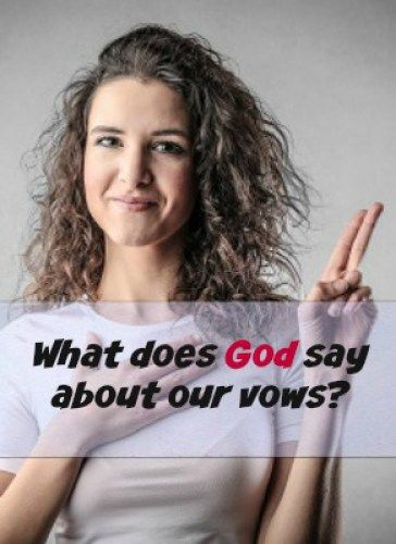 """Vows, Authority & Soul Winning"" 3.16 How does the ancient ""Law of Vows"" apply to us today? And what does it have to do with a right view of authority?"