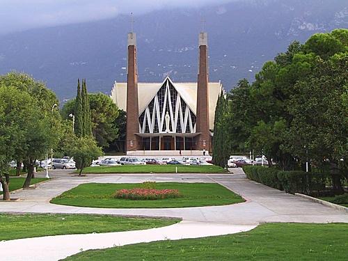 Nuestra Señora De Fatima, San Pedro Garza Garcia, Nuevo León, México.