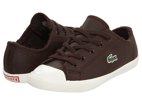 Lacoste Kids L 27 Low CI FA12 (Toddler/Youth)