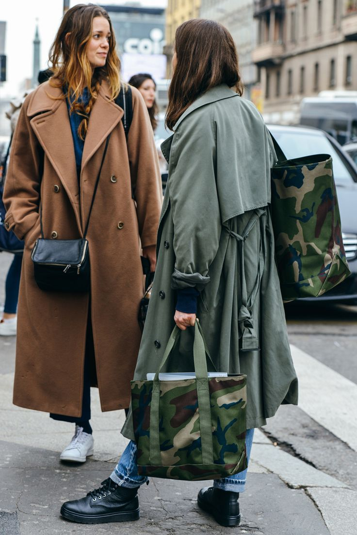Tommy Ton Shoots the Best Street Style at the Fall '15 Shows Street Style #style #streetstyle #fashion