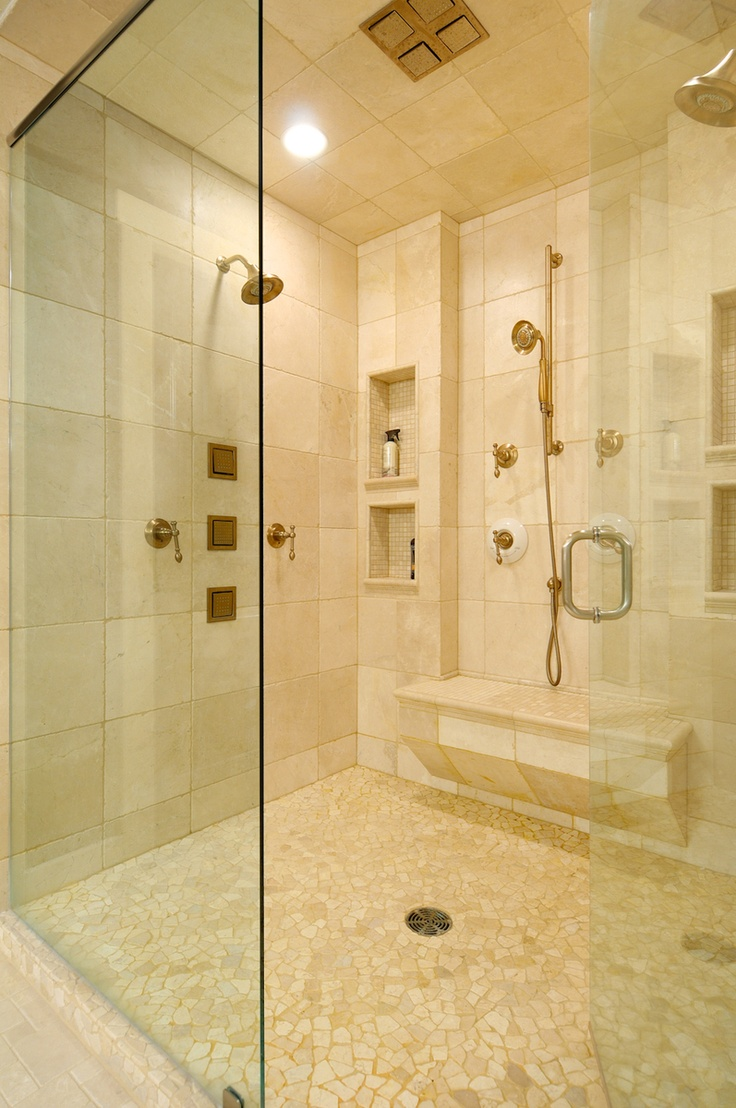 heavenly shower (House 1 or 2)