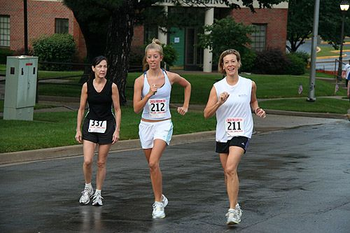 https://flic.kr/p/6FgSGe | Freedom Run 2009 | The 2009 Lenexa Freedom Run was held Friday, July 4th in Historic Old Town Lenexa.  The 5K winners were Clifton Campbell  of…
