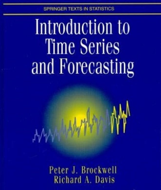 introduction to time series Such a time series may, for example, consists of toyota share prices zt at n succeeding days the new aspect now, compared to a one-dimensional radnom variable, is that now we can talk about the dependence structure of the random vector.