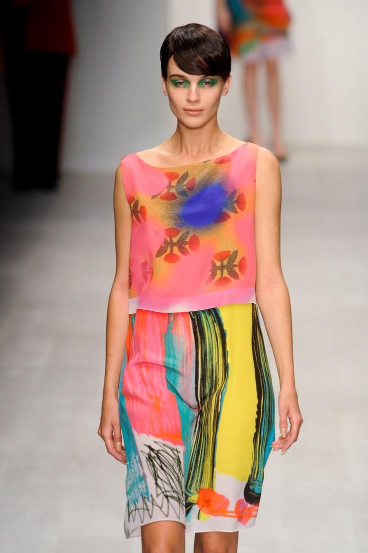 ❤️ Antoni and Alison S/S '13 #print #design #fashioninspiration
