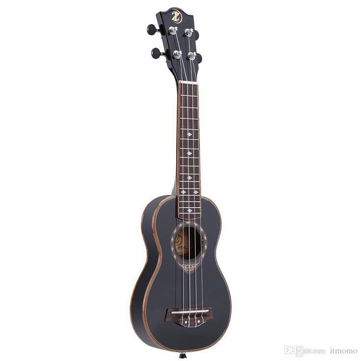Wholesale cheap ukulele online, brand - Find best 21 soprano ukulele 4 strings spruce 21 basswood ukulele with metal lock ultrathin special good for beginners black color at discount prices from Chinese ukulele supplier - itmomo on DHgate.com.