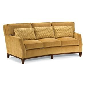 2758 Curved Conversation Sofa By Fairfield At Belfort Furniture Jesse House Pinterest