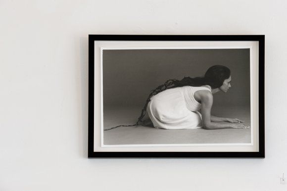 """Marthe II"" By Yvonne Todd"