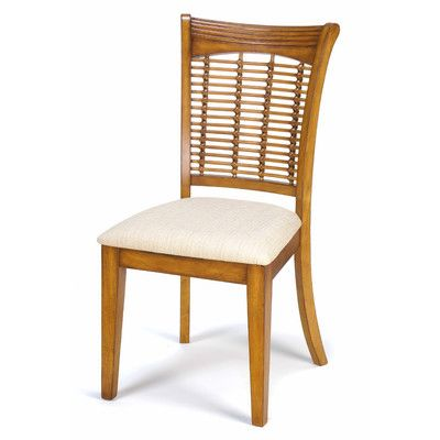 Red Barrel Studio Silsden Side Chairs Side Chair Finish: