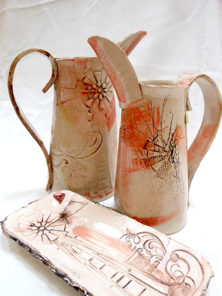 Corri Hook; ceramist. Natural looking ceramics. Artisan Gallery: 031 312 4364 Info@artisan.co.za