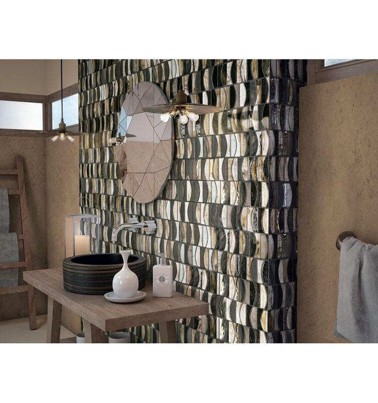 Mosaik - Kakelmonster | Mosaik Salsa 30.3x34