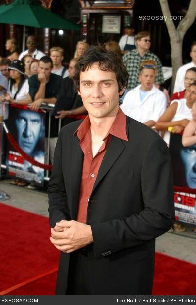 Christian Camargo - Very handsome. Love his smile. Played Brian Moser/Rudy Cooper, the Ice Truck Killer and the brother of main character Dexter Morgan, in the Showtime series, Dexter (I love this show!).