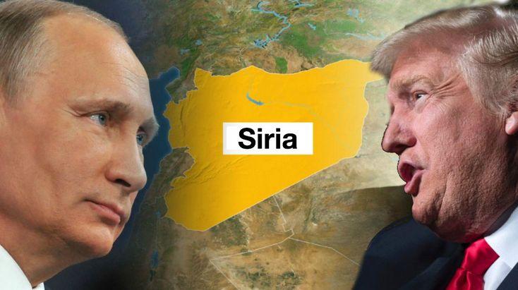 """Rusia advierte que el riesgo de un enfrentamiento con EE.UU. en Siria """"aumentó significativamente""""   CNNEspañol.com"""