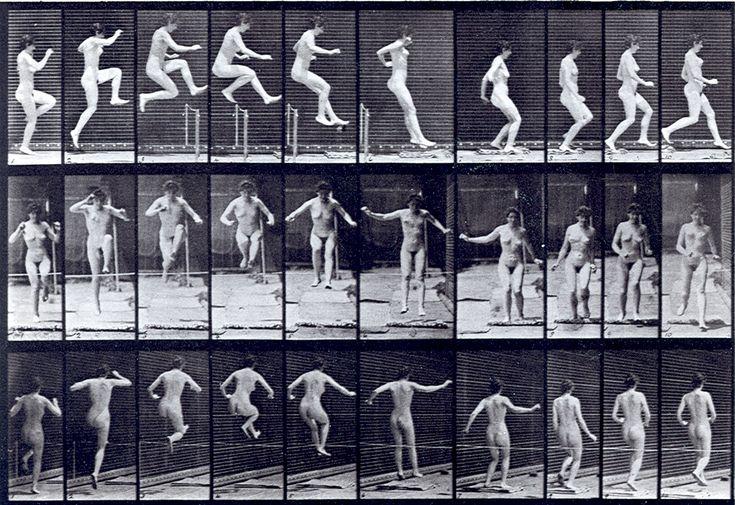 Edward Muybridge shots. Find more at https://www.facebook.com/CharacterDesignReferences
