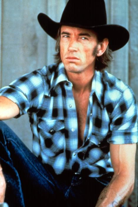 URBAN COWBOY (1980) - Scott Glenn - Paramount Pictures - Publicity Still.