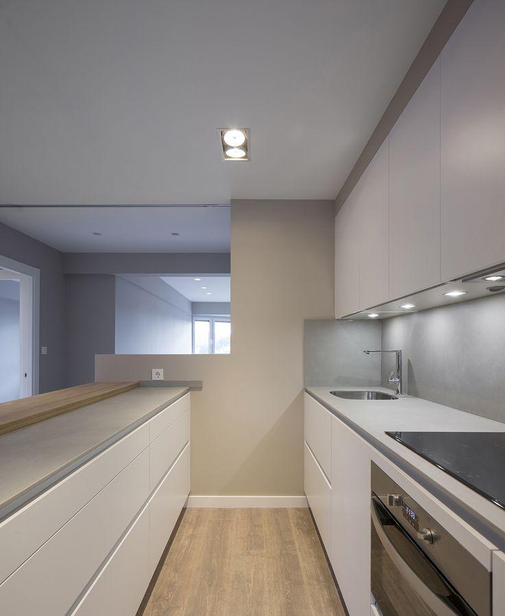 Oltre 25 fantastiche idee su isola per cucina stretta su - Interiorismo getxo ...