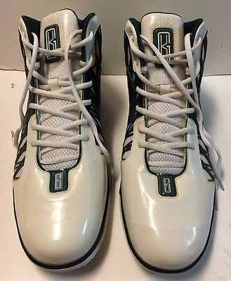 Kevin Garnett KG Game Worn Boston Celtics Sneakers Shoes