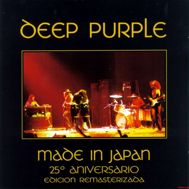 17 Best Images About Deep Purple Posters On Pinterest