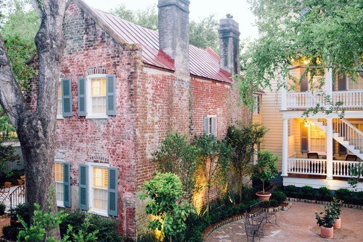 Уютный отель Zero George Street в Южной Каролине (США)