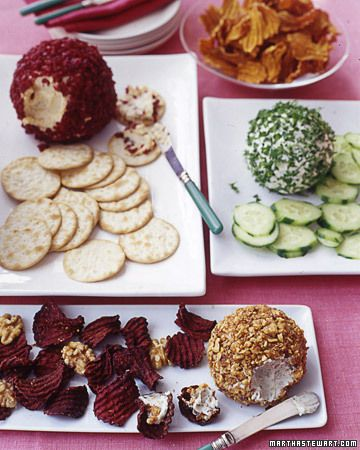 Christmas Recipes & Entertaining: 20 Years of Living: The Best Christmas Appetizers - Martha Stewart