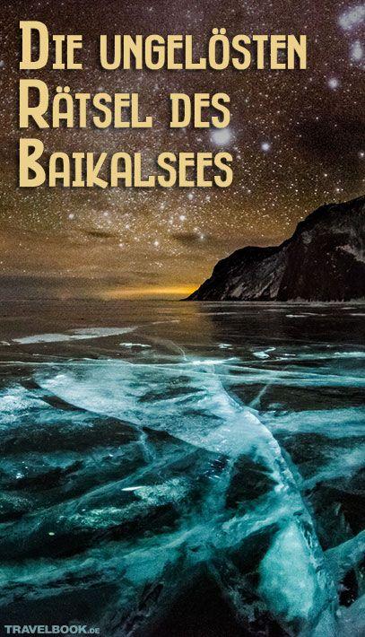 Um den Baikalsee in Sibirien ranken sich unzählige Legenden, von Monstern über versunkene Schiffe bis hin gar zu angeblichen UFO-Sichtungen. Sogar staatliche russische Quellen stützen die Spekulationen. TRAVELBOOK auf der Spur der Mysterien.