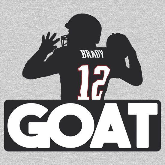 Tom Brady GOAT 12