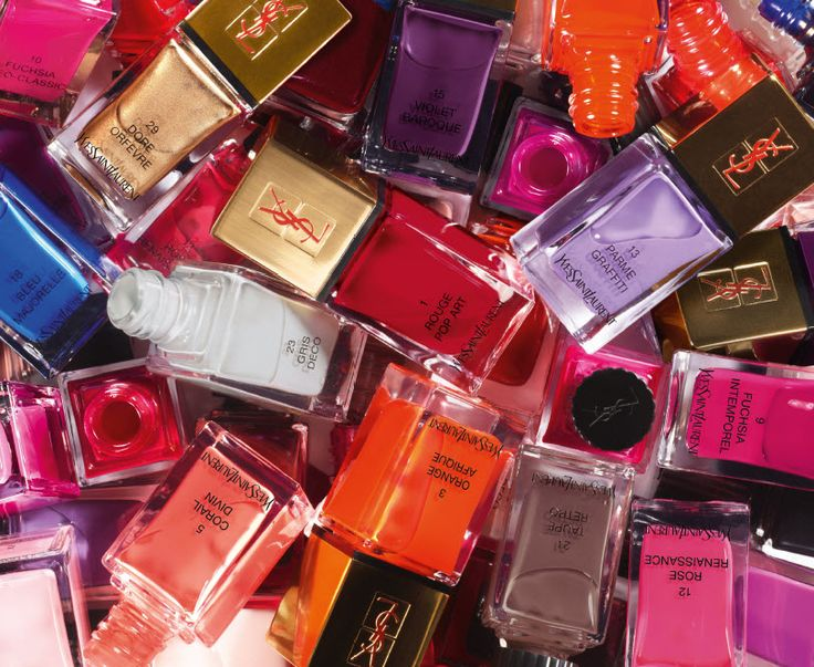 yslNails Trends, Laque Couture, Saint Laurent, Ysl La, Nails Polish, Ysl Nails, La Laque, Nails Lacquer, Nails Colours