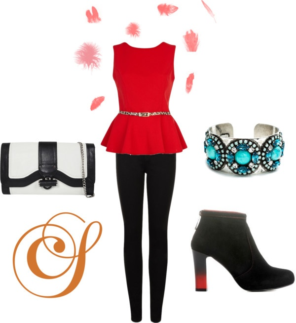 """""""Party outfit"""" by colettesol on Polyvore"""